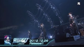 "BREAKERZ LIVE DVD「BREAKERZ LIVE 2012 ""WISH 4U"" in 日本武道館」 201..."
