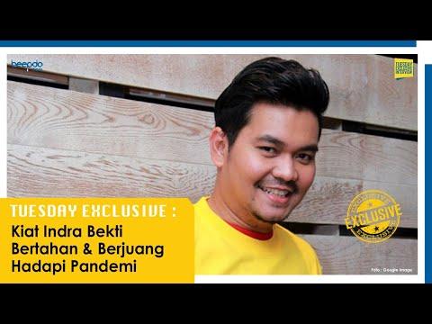 Eksklusif: Kiat Indra Bekti Bertahan dan Berjuang Hadapi Padami Corona
