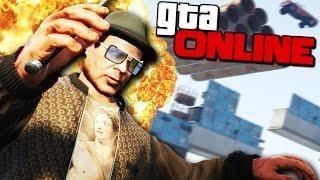 GTA 5 Online (УГАР)  - Убойный DEATHRUN!