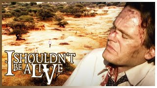 CRASHED In The Desert | I Shouldn't Be Alive | S01 E13 | Full Episodes | Thrill Zone