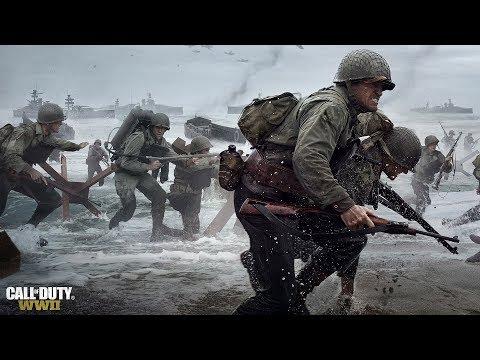 Call of duty ww2 pc gameplay 4k 60fps max settings the omg - Is cod ww2 4k ...