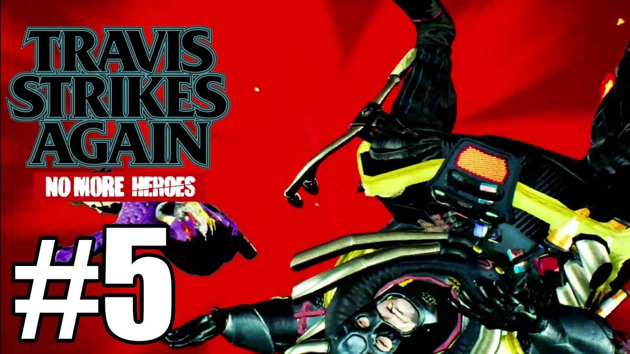 Travis Strikes Again No More Heroes - Gameplay Walkthrough ...