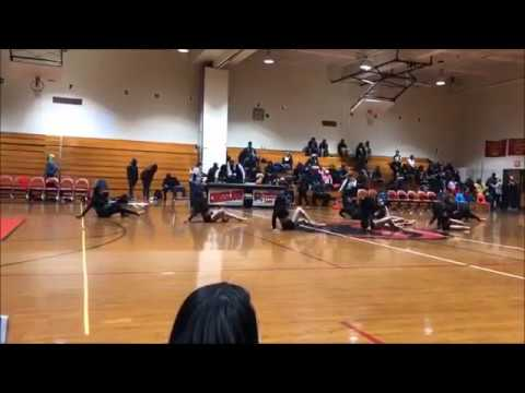 Beyoncé- Partition Fire and Ice Halftime Show Crossland Bball game