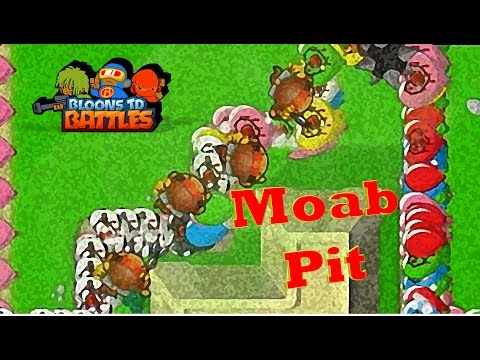 Bloons TD Battles - Moab Pit Classic Rules