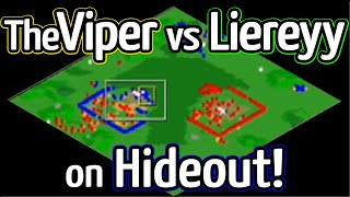 TheViper vs Liereyy on Hideout! Run Boy Run!!