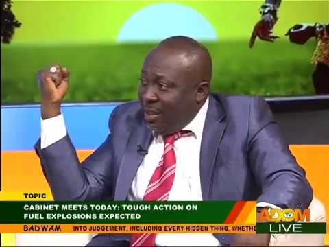 Tough action on fuel explosions expected - Badwam Mpensenpensenmu on Adom TV (12-10-17)