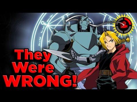 Film Theory: Fullmetal Alchemists FATAL Miscalculation