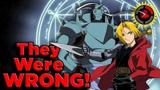 Film Theory: Fullmetal Alchemist's FATAL Miscalculation