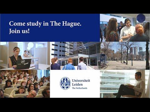 Leiden University Virtual Tour The Hague