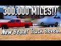 Copart 300K Mile $700 Beater Truck Reveal!! It's Rough!!!