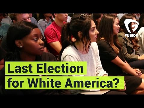 Is This the Last Election for White America?