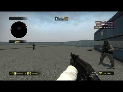 CS:GO Tips & Tricks : Tracking Your Target