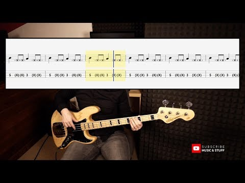 Gotye - Somebody That I Used to Know (bass cover by Harry) mp3