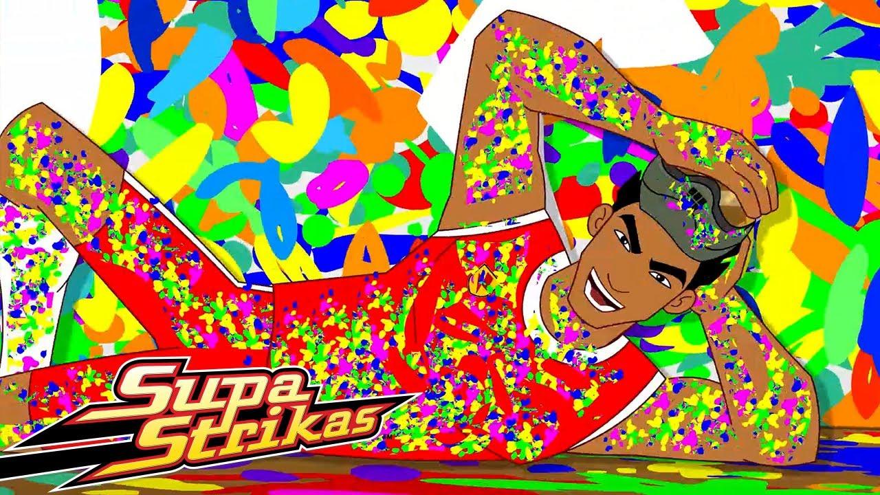 BRAND NEW Supa Strikas - Season 7! - Your Latest Trick! | Soccer Cartoon For Kids