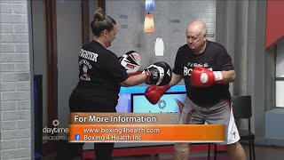 Boxing 4 Health Inc.