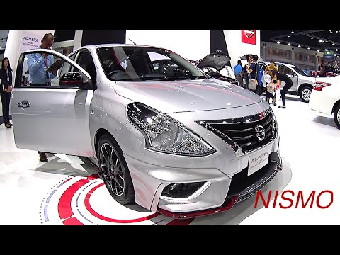 2016, 2017 Nissan Almera NISMO edition, NISMO performence packedge - YouTubeYouTube