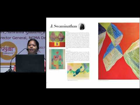 The Book Launch Of ''GLOBAL ART OF MODERN INDIAN PAINTERS''
