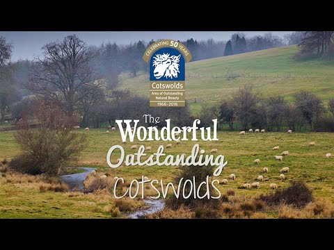 The Wonderful Outstanding Cotswolds AONB
