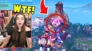 that was cool... | Fortnite Monster VS. Robot LIVE Event REACTION