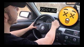 0-100 KM/H CU BMW SERIA 5 (E60) 200HP