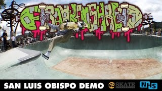 Santa Cruz Skateboards at the NHS x Skate Warehouse Demo