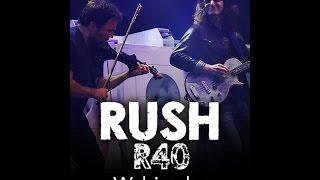 Rush - R40 Tour Webisode - Johnathon Dinklage - Losing It