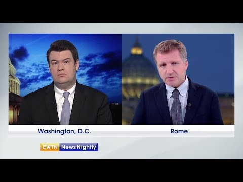 Vatican City security head resigns after confidential memo leak - EWTN News Nightly