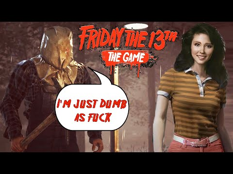 Friday the 13th: The Game Hackers and Cheaters everywhere lol (Jenny Myers Gameplay) from YouTube · Duration:  17 minutes 54 seconds