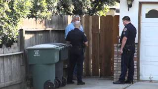 Police Raid And Drug Bust In Modesto, California - Modesto News