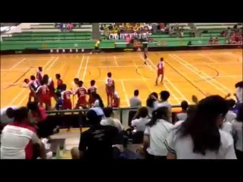 Floorball B Division Boys 2018 Semi Finals - Bukit Merah vs Victoria School (3rd period)