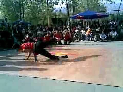 battle tehran Vs mashad Festival