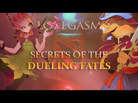 Dota Loregasm: Secrets of the Dueling Fates