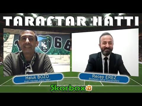 Haluk Bozo : BURASI KOCAELİSPOR,HEDEFİ HER ZAMAN ŞAMPİYONLUK,ONA GÖRE HERKES..?? | skorboxtv