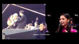 [BANGTWICE] Jungkook ll Tzuyu - 181214 MAMA IN HONGKONG MOMENT 💜