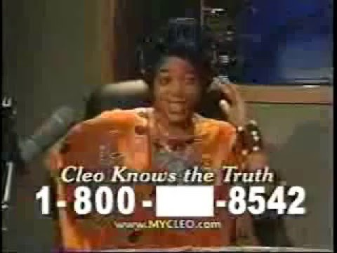A Miss Cleo Classic - Mike the Cacti Killer