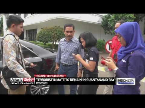 US Will Not Deport Terrorist Inmate Hambali To Indonesia