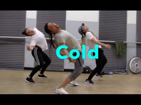 Maroon 5 ft Future  Cold  Choreography  Viet Dang