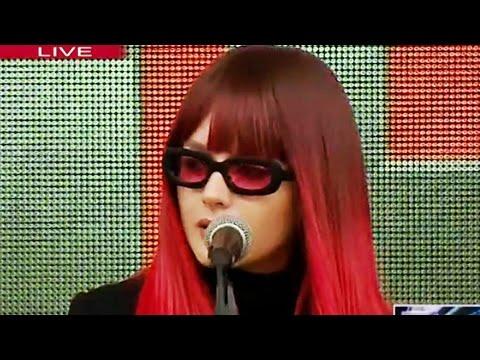 Nina Sublatti - Warrior | Rustavi 2 Concert