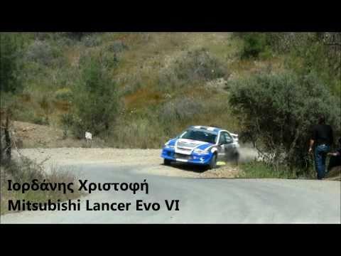 Stavrovouni Rallyspint 2011 Cyprus 17/4/2011