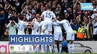 Highlights | Leeds United 1-0 Birmingham City | 2019/20 EFL Championship