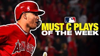 Trout and Judge highlight this week's Must C Plays