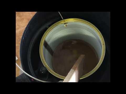 DIY Paste Wax