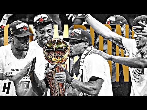 Toronto Raptors | We Are The Champions 🎉 (Queen)