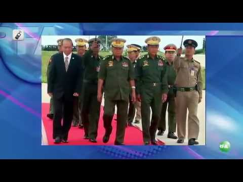 RFA Myanmar news TV Update 18 July 2013,Hard Road to Democracy Q and A with Daw Aung San S