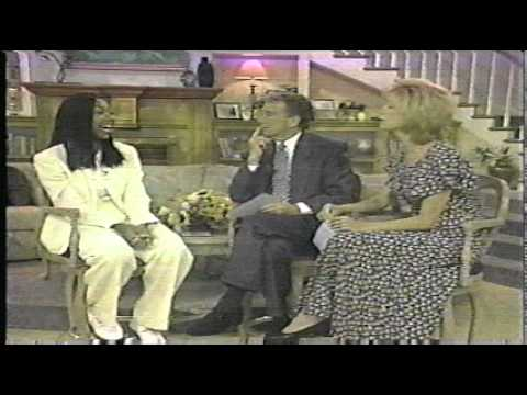 Brandy - Interview Regis & Kathie Lee 1995
