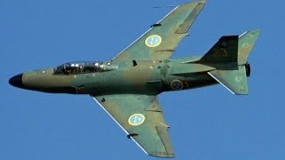 4k swafhf saab j 32b lansen first flight display nato days 2018