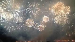 Feu D'Artifice Fêtes de Genève 2017 - 1ère partie