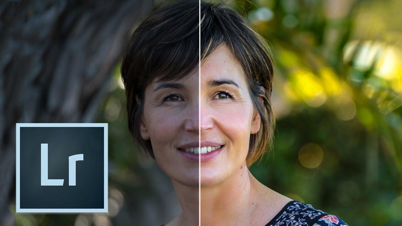 Super easy skin retouching tutorial without photoshop youtube baditri Image collections
