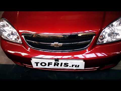 Ремонт катколлектора Chevrolet Lacetti Установка пламегасителя Tofris в Тольятти