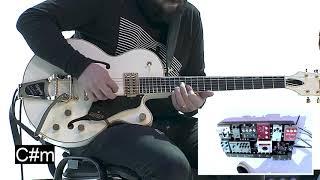 Tutorial  Nunca Me Avergonzaré  - Guitarra 1